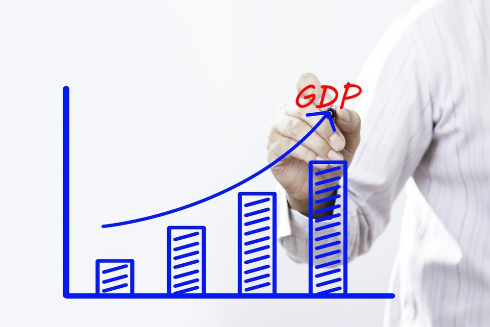 18年度成長率1.8% 政府経済見通し閣議了解