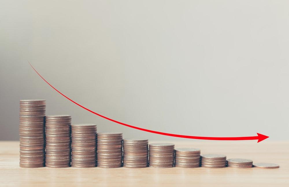 国税滞納額が19年連続で減少、ピーク時の3割に