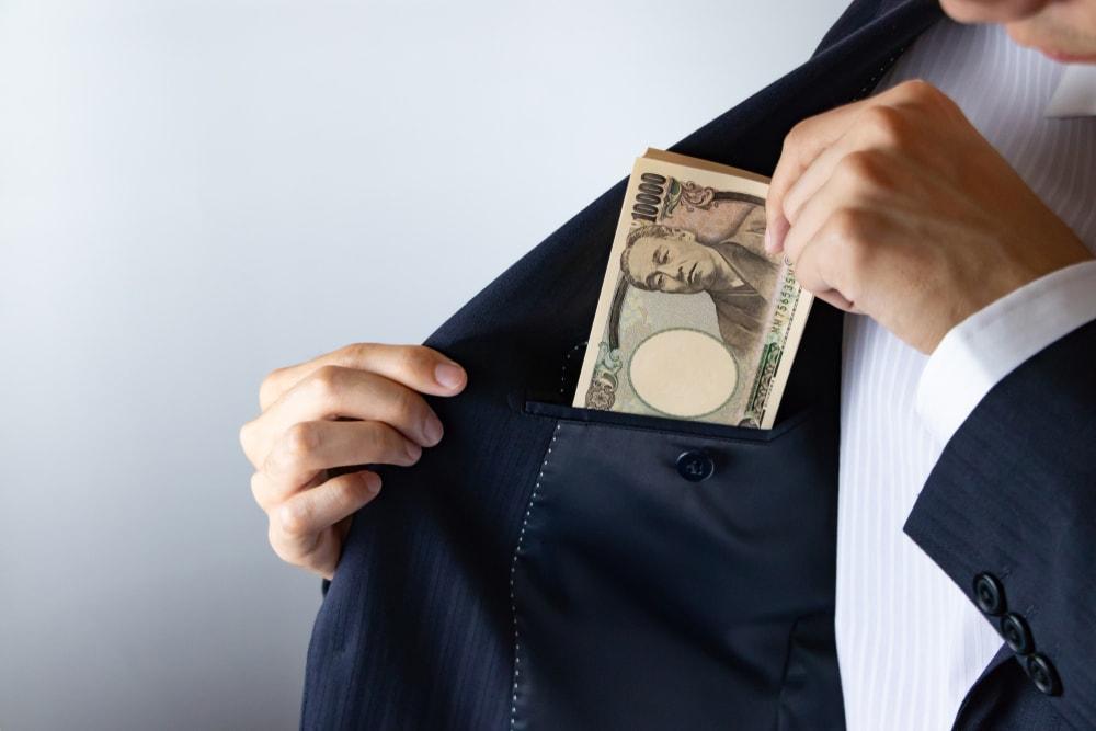 弁理士会元副会長、6800万円脱税の疑い