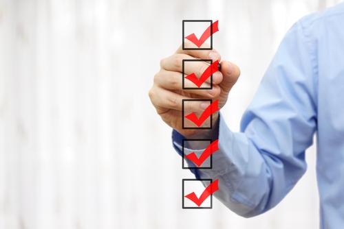 個人版事業承継税制の令和2年分用チェックシート