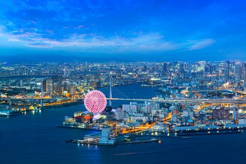 路線価、初の減額補正へ 大阪市内の一部で国税庁